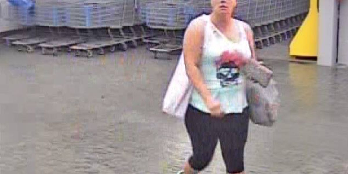Police need your help locating two Walmart shoplifting suspects