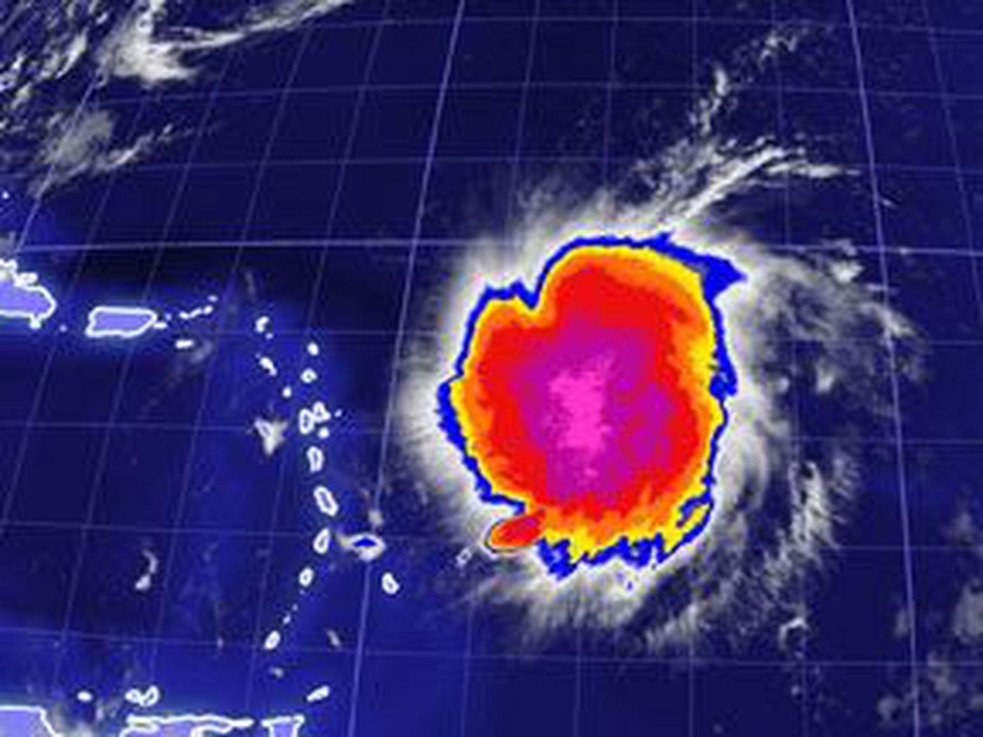 Erika ts Tropical Storm