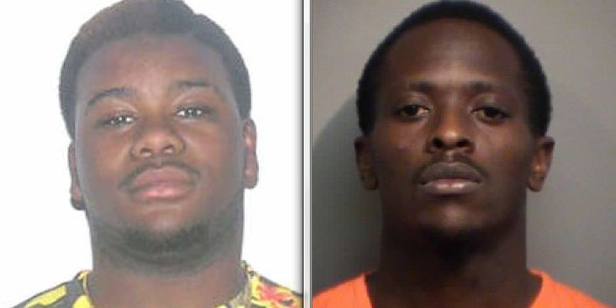 Two men wanted for alleged crimes with minors