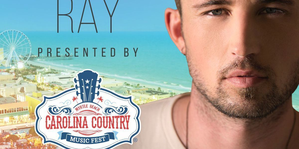 Michael Ray announced to return to CCMF in 2018
