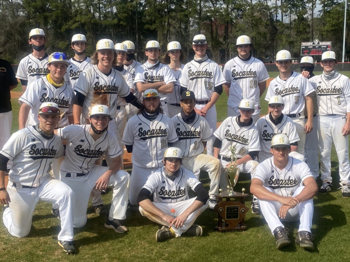 Socastee wins 2021 Coastal Invitational Tournament