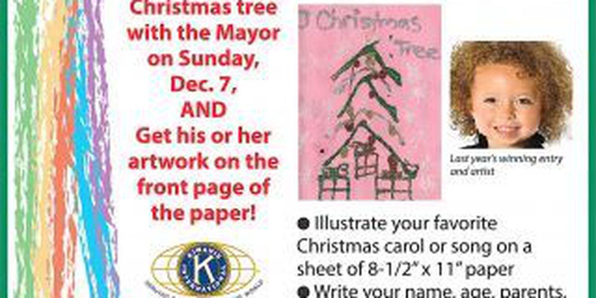 Darlington Christmas contest winner to light tree on December 7