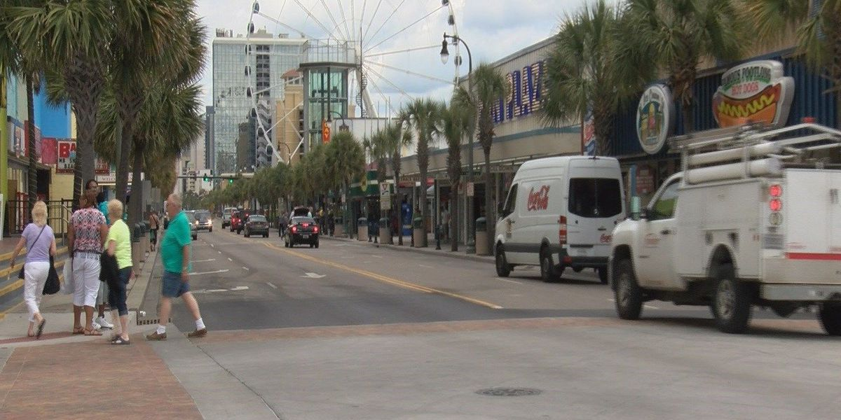 Myrtle Beach Area Chamber of Commerce unveils new Grand Strand 2020 initiative
