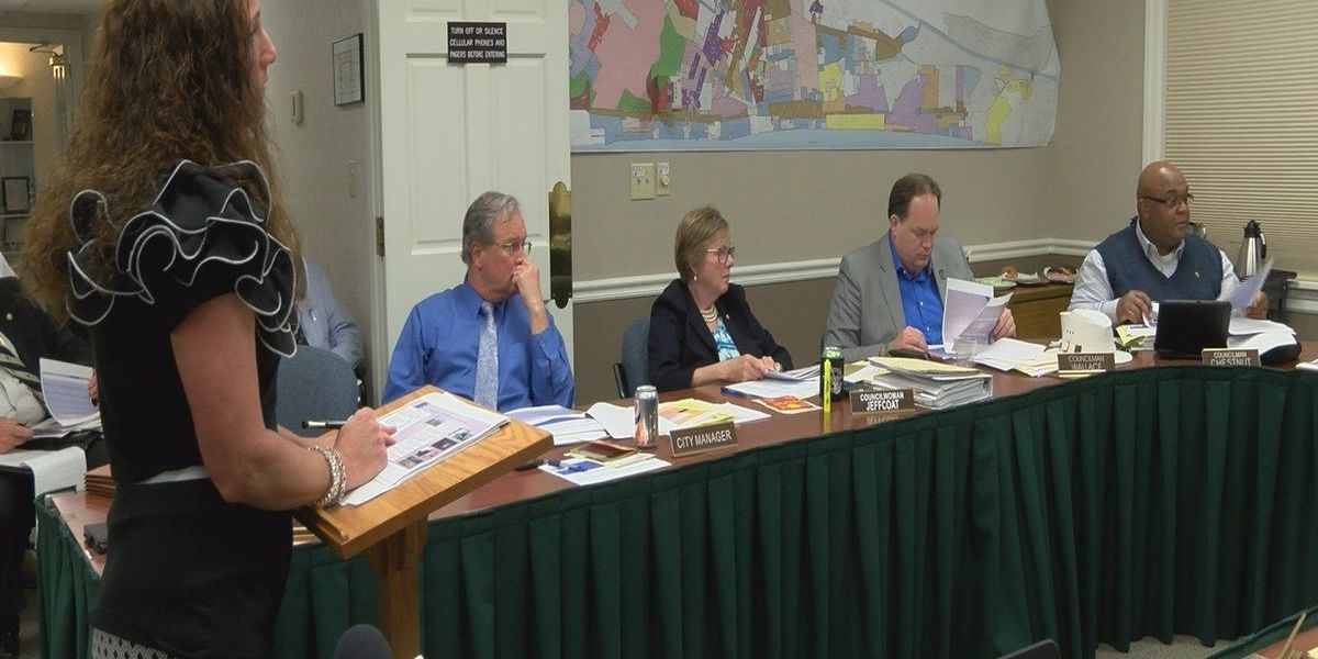 Myrtle Beach City Council continues budget discussions