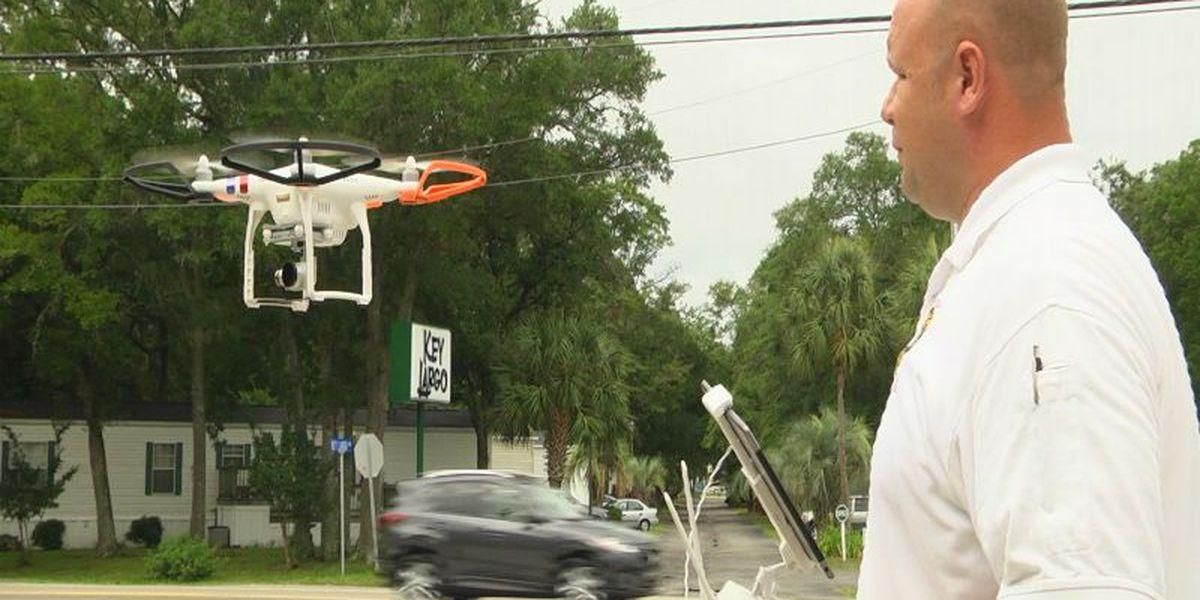 Murrells Inlet Garden City Fire gets a drone