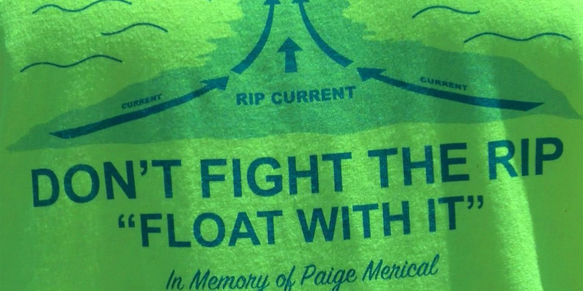'Don't fight the rip:' Parents of fallen N.C. teenager launches rip current safety campaign