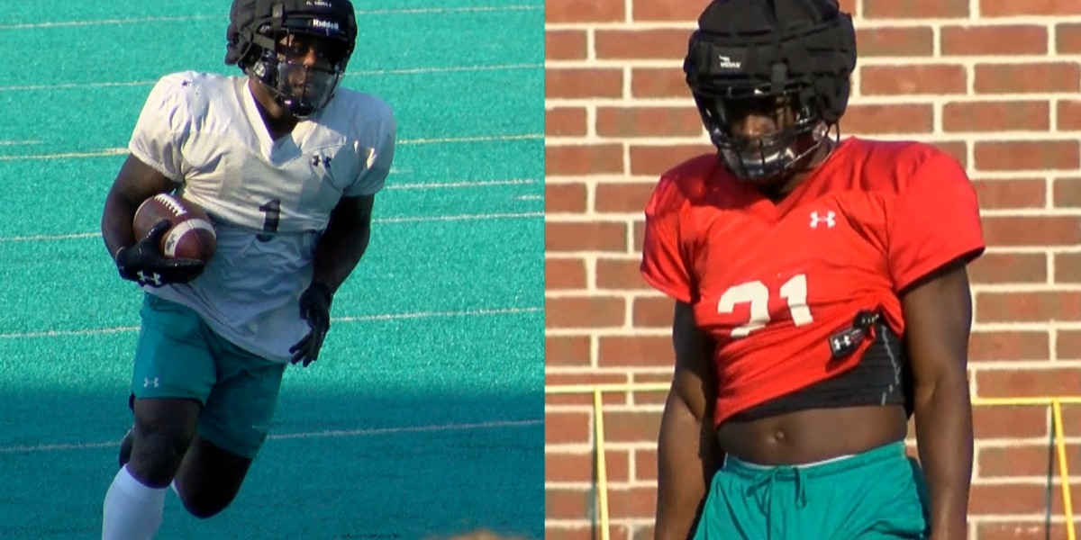 CCU's Gunter and Marable look to have big seasons in 2020