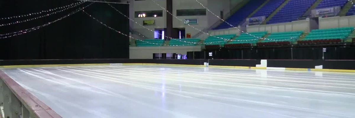 Florence Center ice skating opens to public