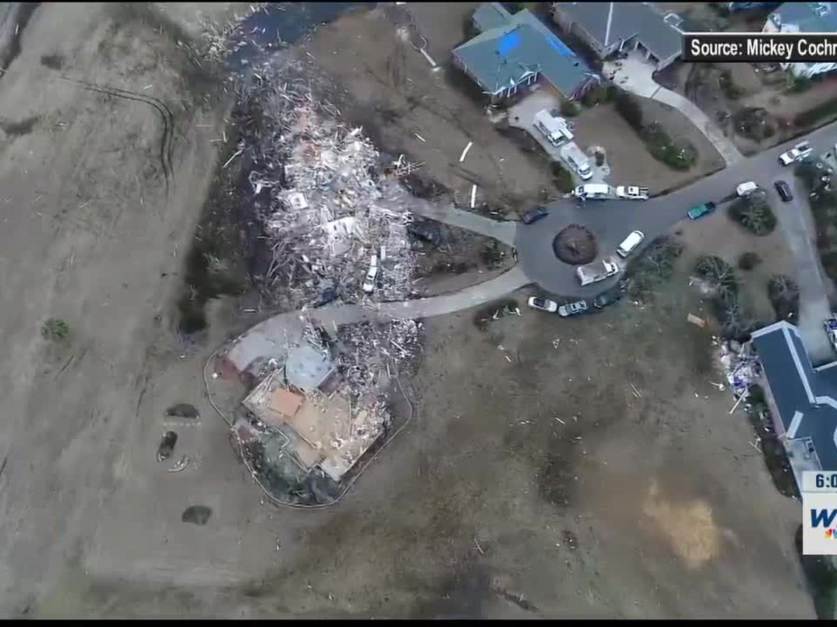 New: 911 calls released from night of deadly tornado in Brunswick Co