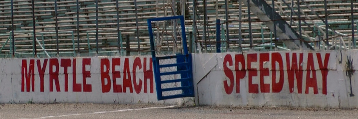 71-year-old driver in good spirits after fiery crash at Myrtle Beach Speedway