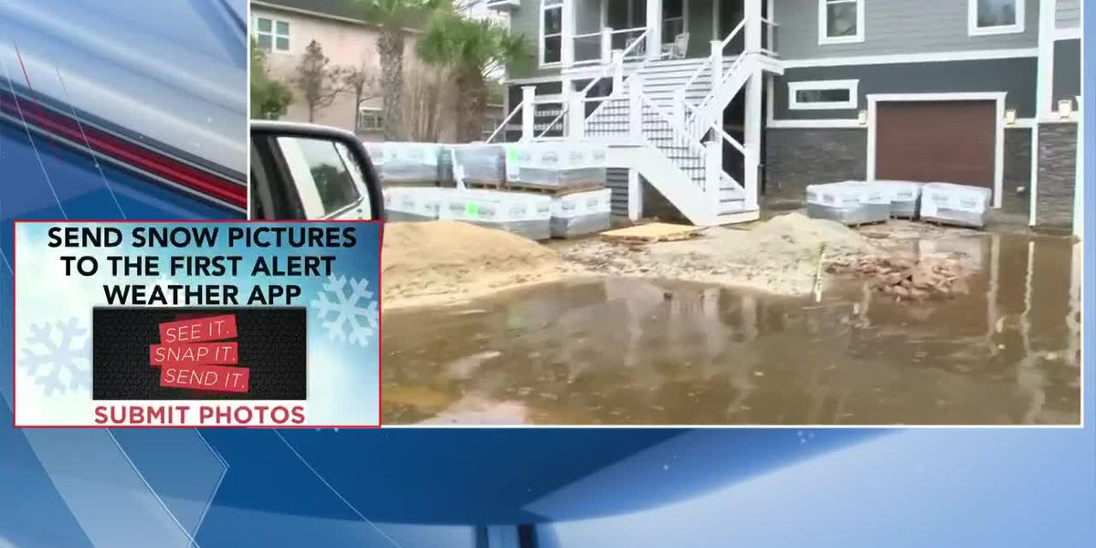 U.S. Rep. Tom Rice visits flooded Horry County communities