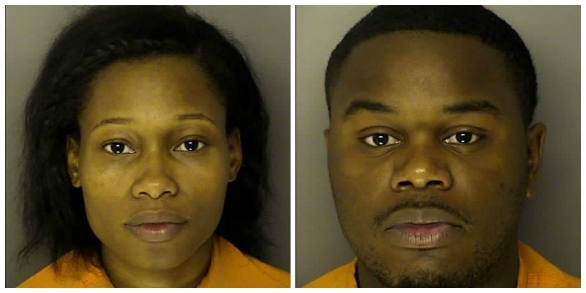 Police: Two arrested after cocaine, marijuana found during bust at Yaupon Drive home