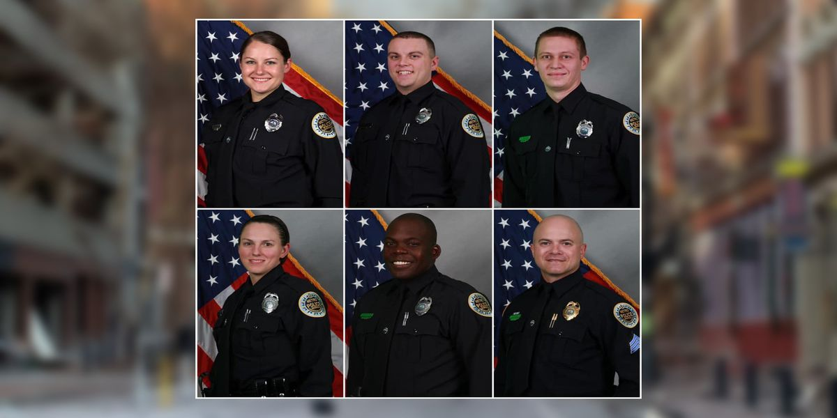 Nashville officers praised as heroes for saving lives