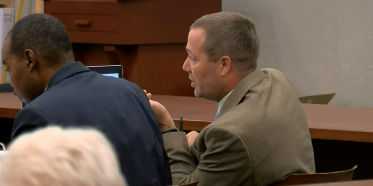 WATCH: Jury finds Sidney Moorer guilty of kidnapping Heather Elvis