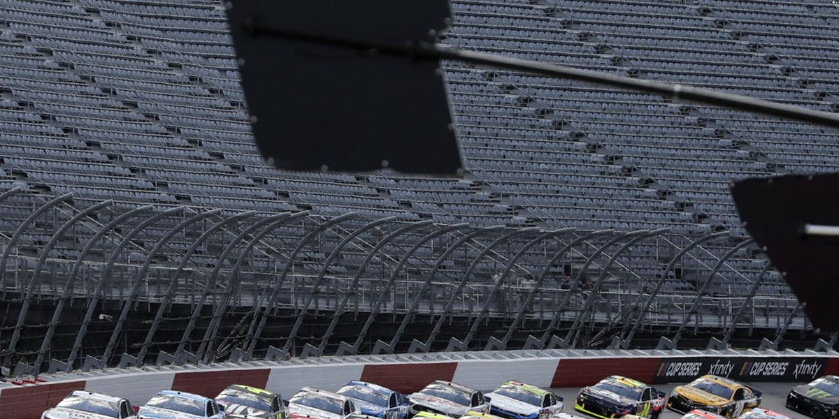 McMaster, Darlington Raceway to make 'major announcement' Wednesday