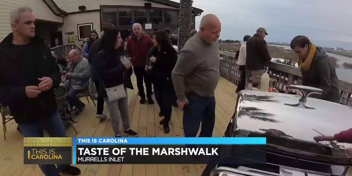 This is Carolina: Locals celebrate Carolina tradition with sixth annual Taste of the Marshwalk