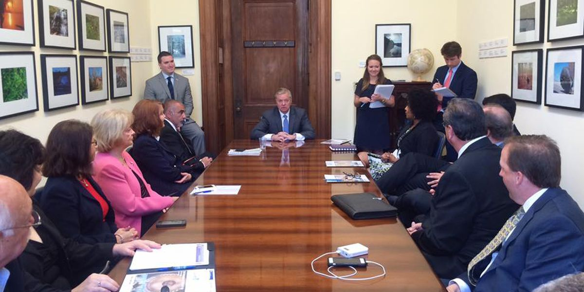 Pee Dee business, community leaders travel to Washington D.C.