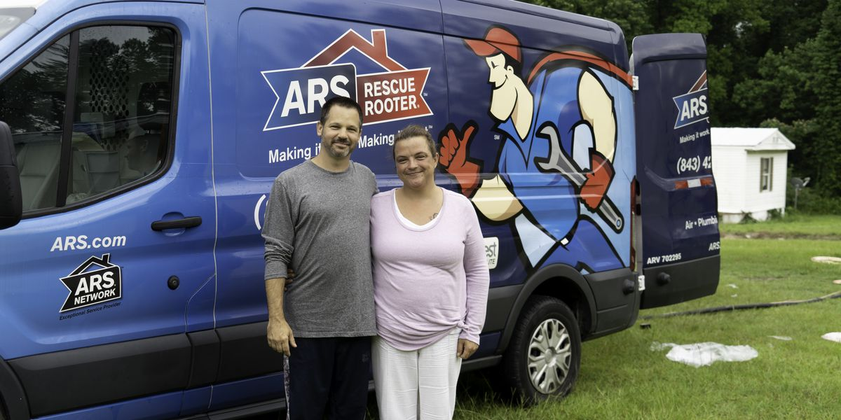Aynor healthcare worker surprised with new HVAC system