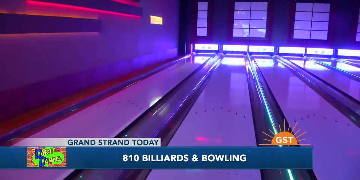 Dare Danyel: Bowling at 810 Billiards & Bowling