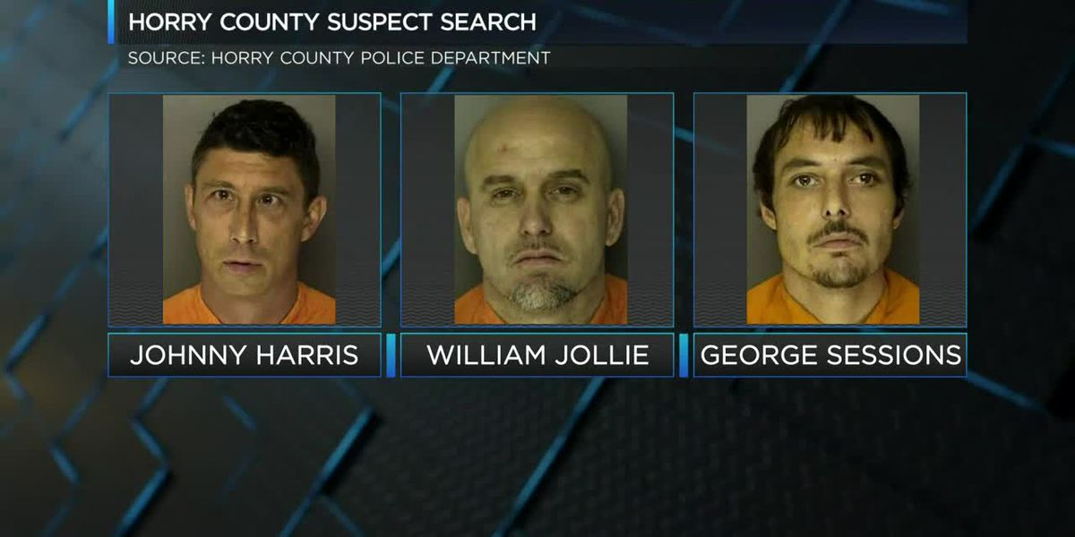 Suspect Search: Trio accused of trying to steal $4,000 four-wheeler