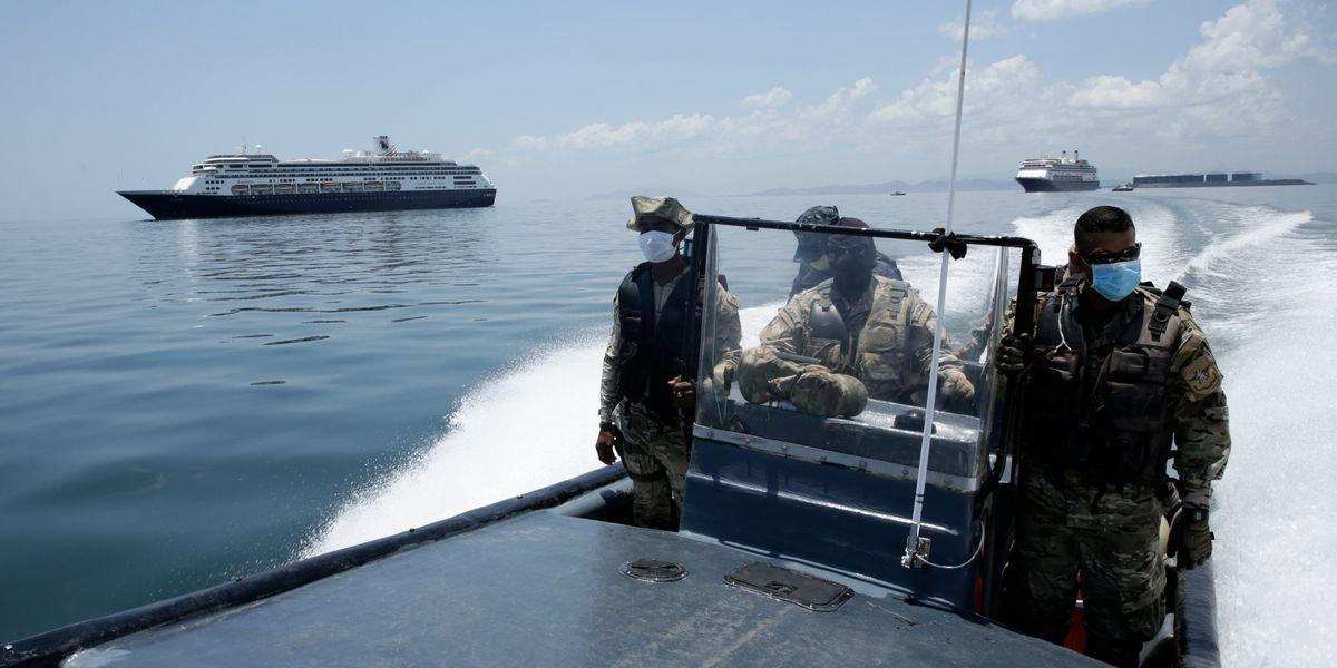 4 passengers dead aboard cruise ship anchored off Panama