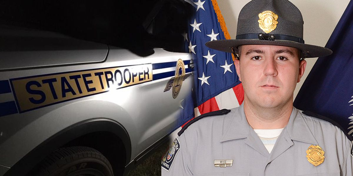 SC trooper shot following traffic stop 'in good spirits' after release from hospital