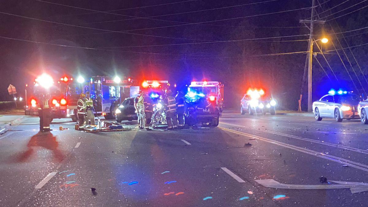 High school senior in intensive care after serious Socastee Boulevard crash