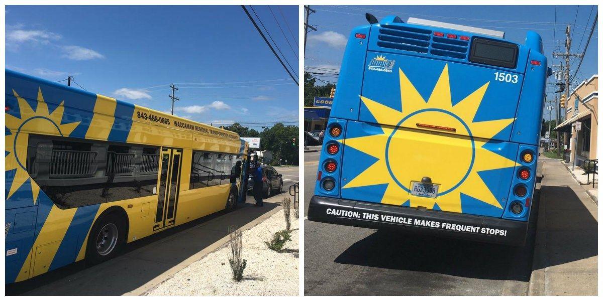 Coast RTA debuts new buses