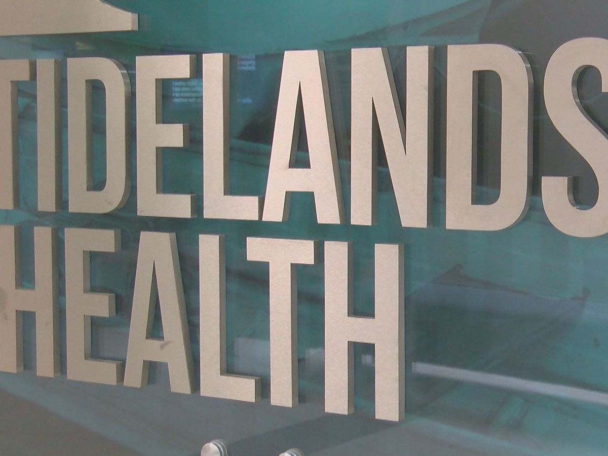Tidelands Health to offer 'groundbreaking' treatment for high-risk COVID patients