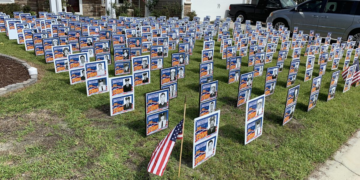 Grand Strand pauses to commemorate 9/11