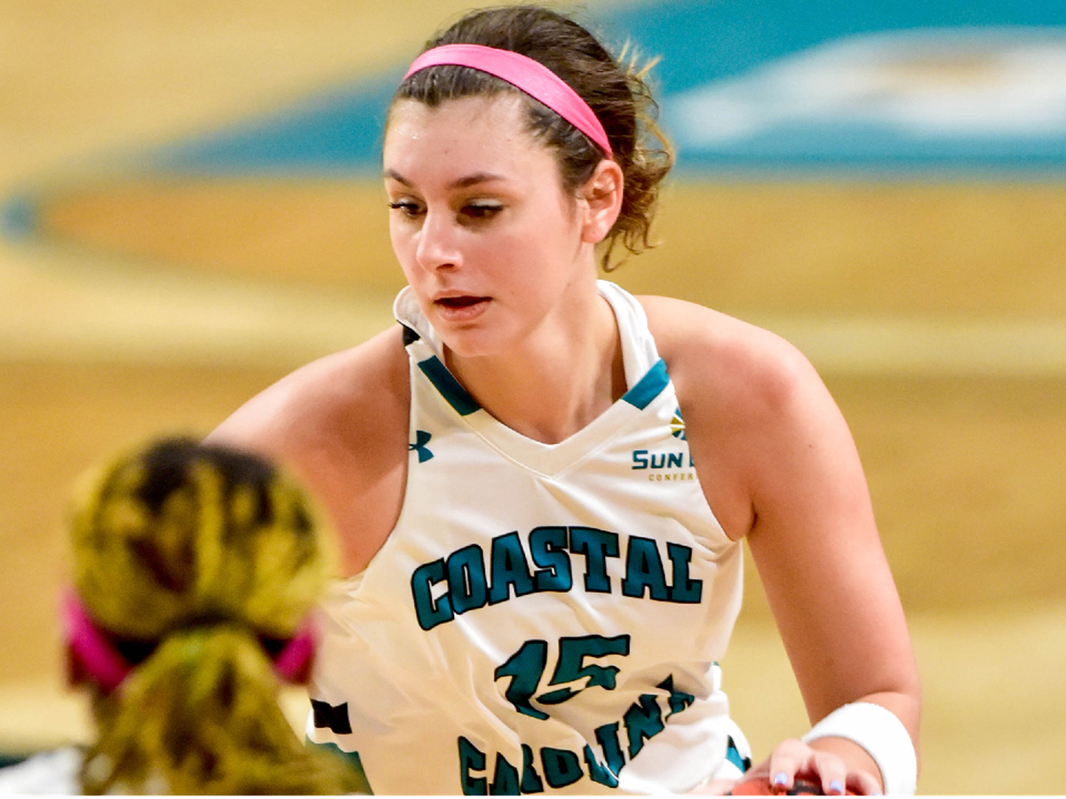 CCU women's basketball to face Little Rock in Sun Belt Tournament opener