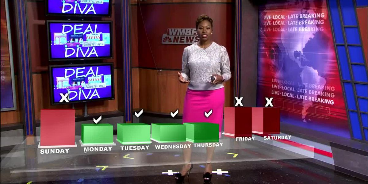 Deal Diva: Best days to buy gas