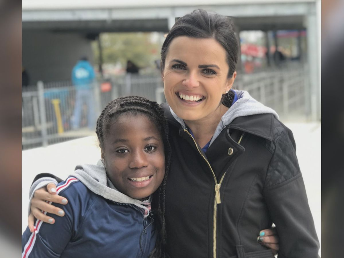 Forever Family: Miasia's day at The Track