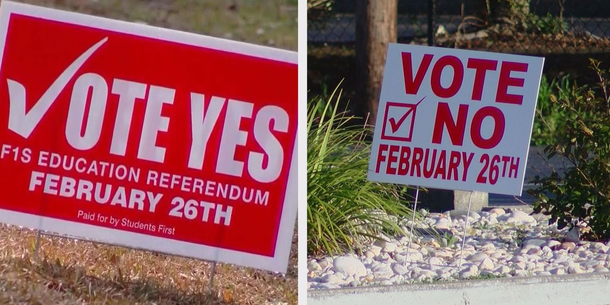 Voters expect close race in highly contentious FSD1 referendum vote