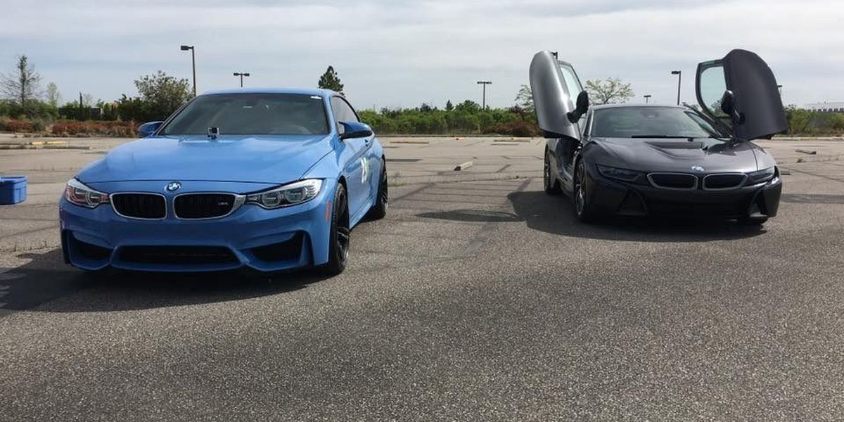 Dozens of car enthusiasts put their skills to the test in Myrtle Beach last weekend