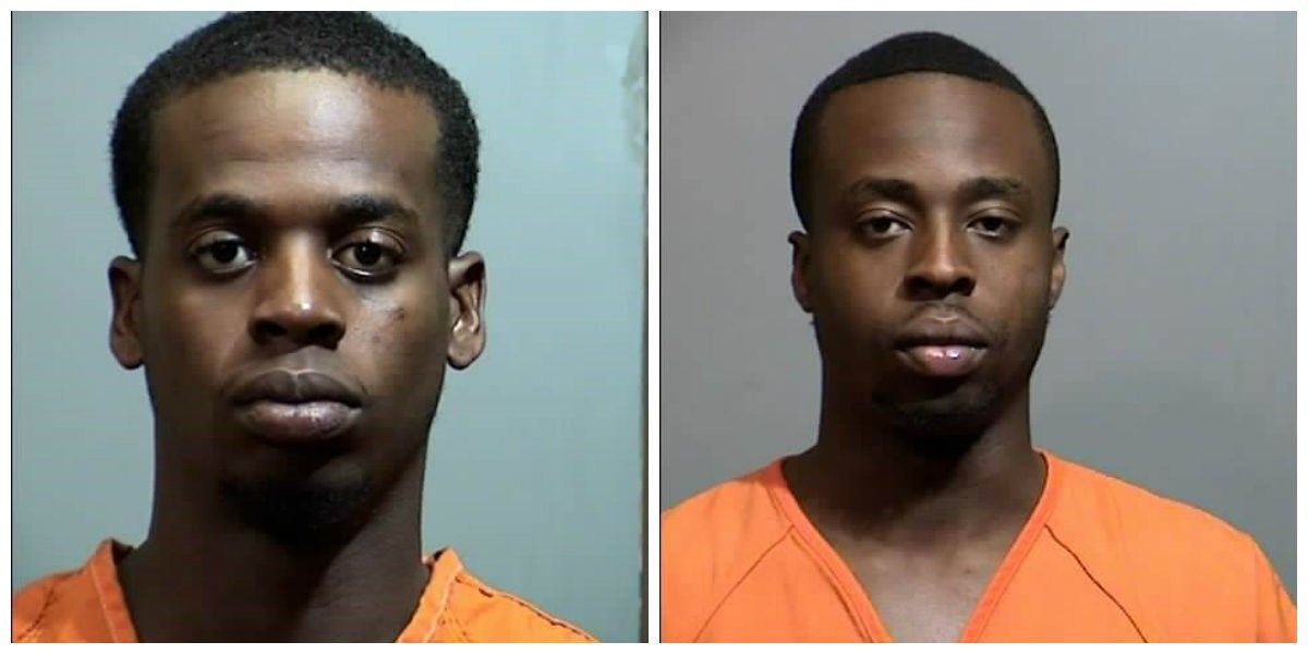 Georgetown police arrest two suspects for allegedly passing counterfeit bills