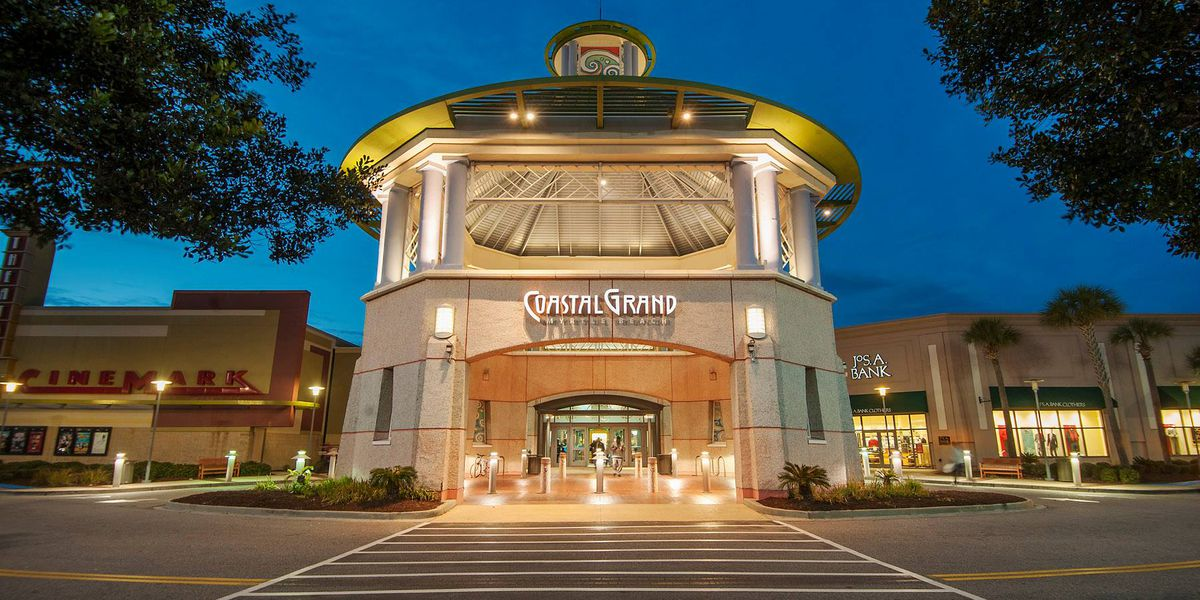 Coastal Grand Mall's doors will be closed on Thanksgiving Day