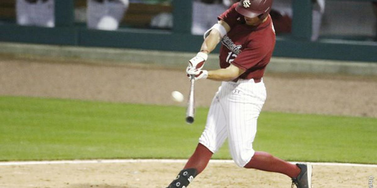 South Carolina Falls in Extra Innings to UNC in Charlotte