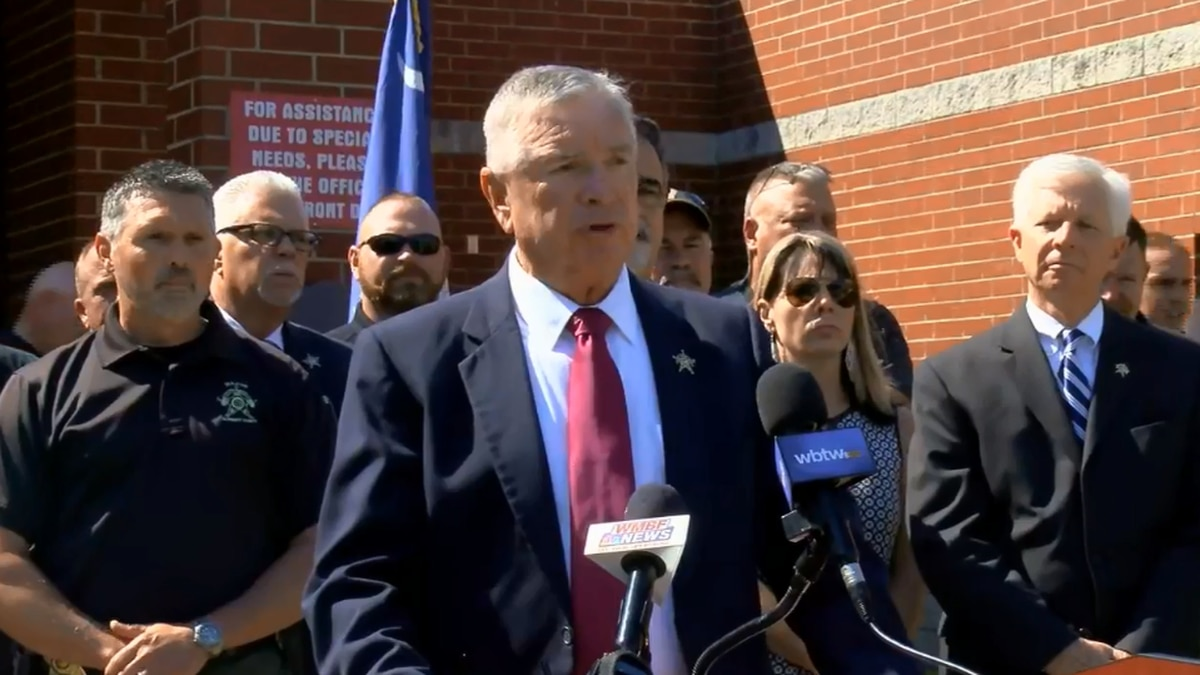 'No one is above the law:' Interim Florence County sheriff calls for SLED audit in wake of Boone indictment