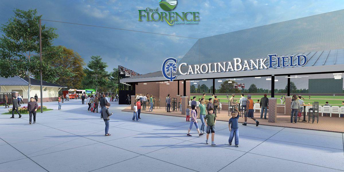 Florence RedWolves new stadium to be named 'Carolina Bank Field'