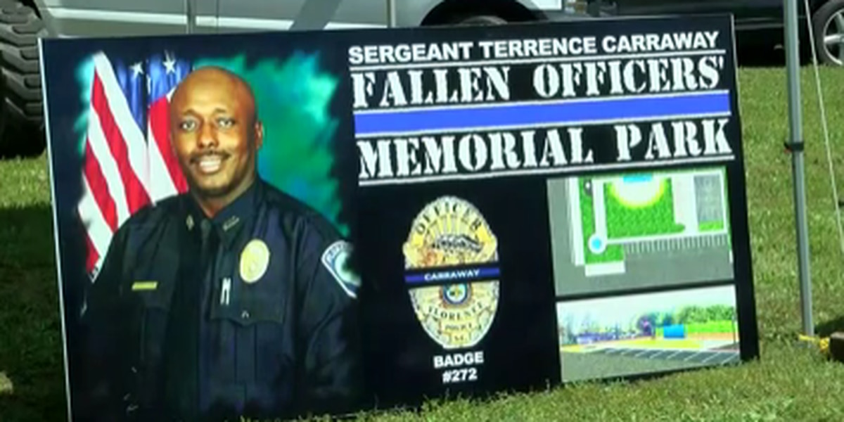 Police widow working to raise money for fallen officers' memorial