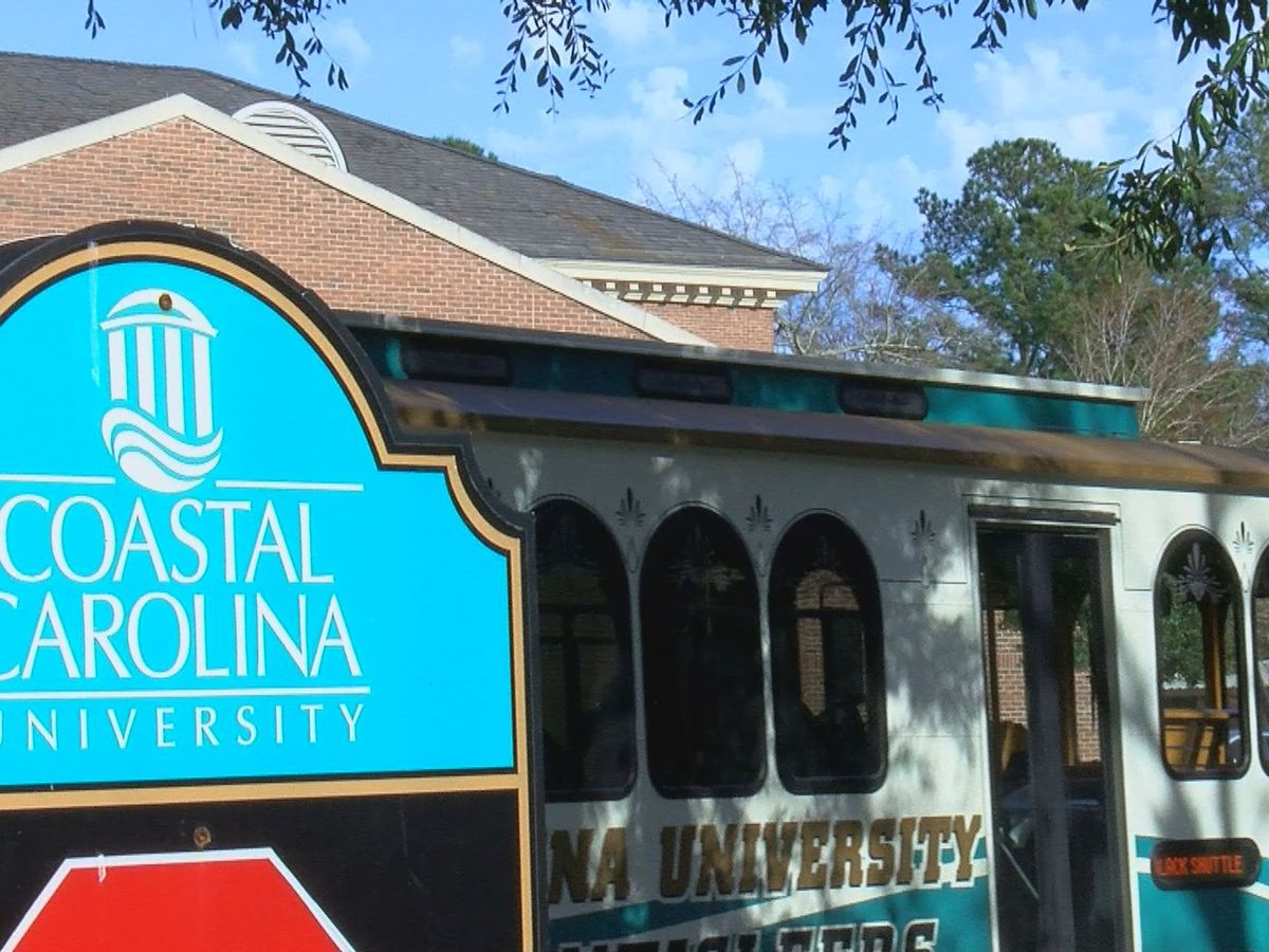 'Important day for our campus': Board of Trustees closes search for next CCU president