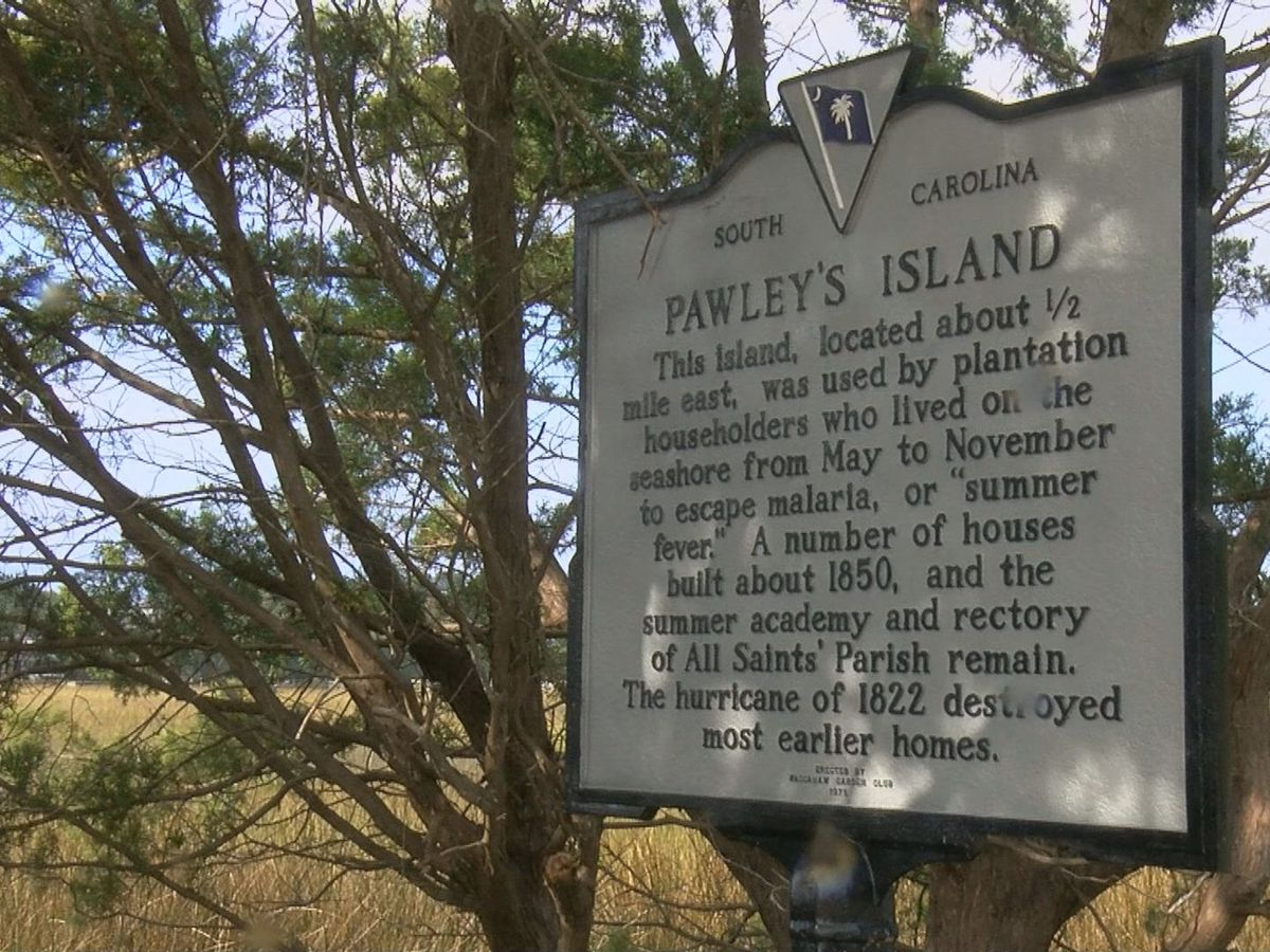 Explorin' With Loren: Pawleys Island known for being 'arrogantly shabby'