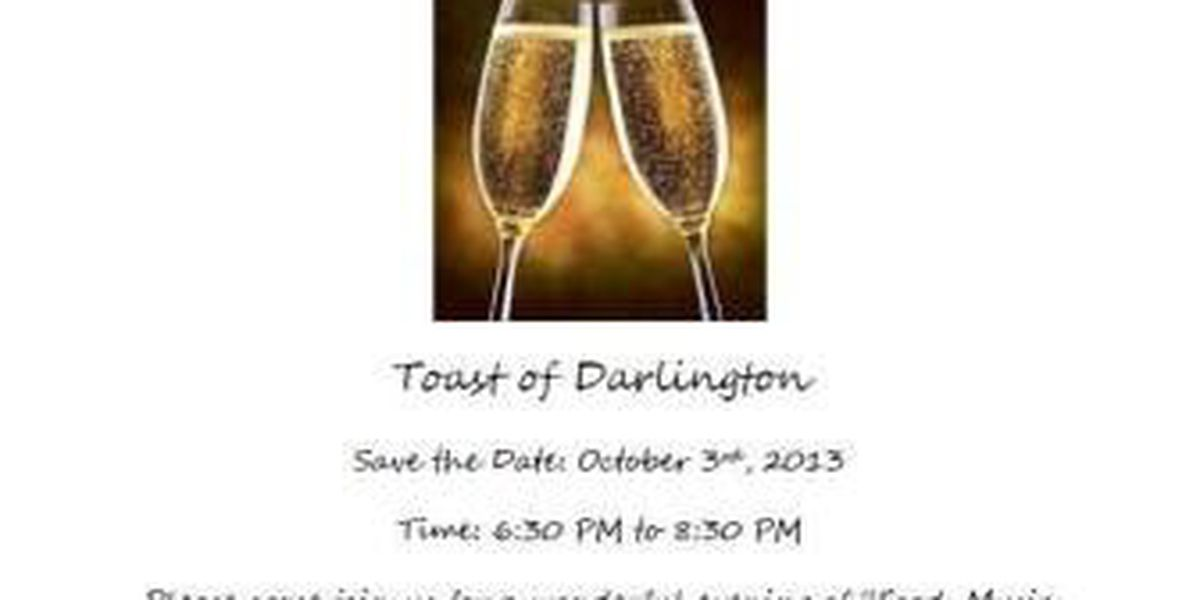 Chamber of Commerce to host Toast of Darlington