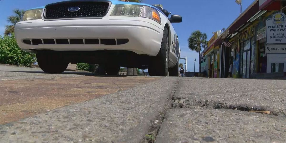 Myrtle Beach City Council considers tax increase to help fund public safety improvements
