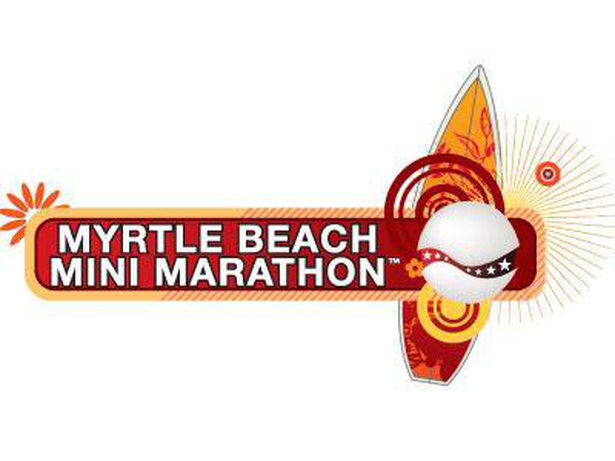 Myrtle Beach mini-marathon: start time, road closures and more