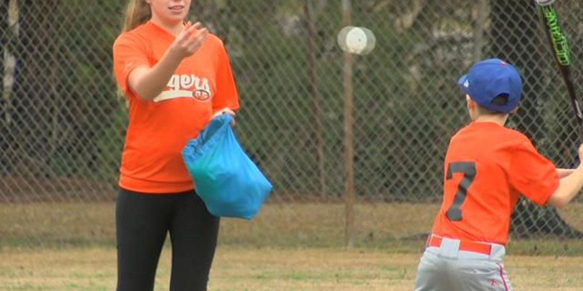 Youth sports league gets minor league support