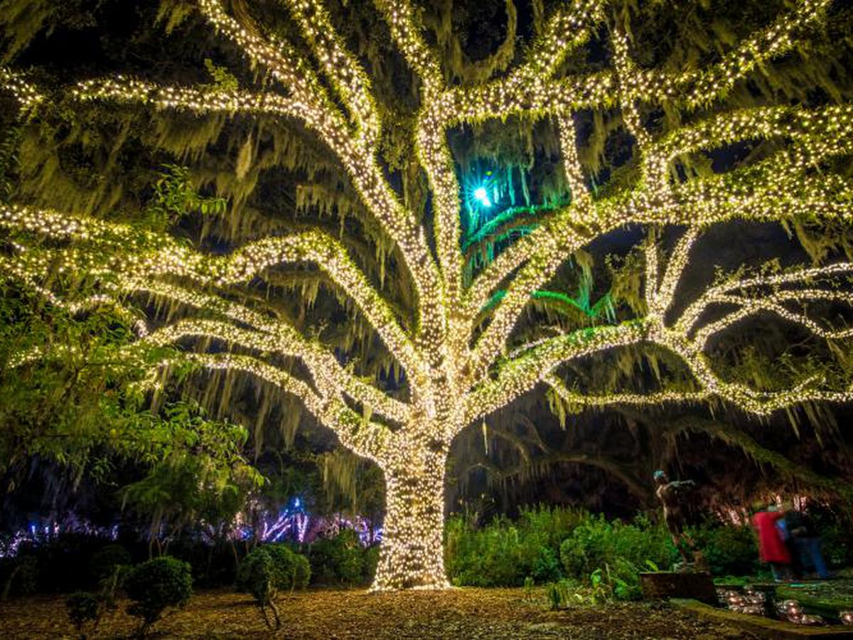 Nights of a Thousand Candles at Brookgreen Gardens canceled Friday due to inclement weather