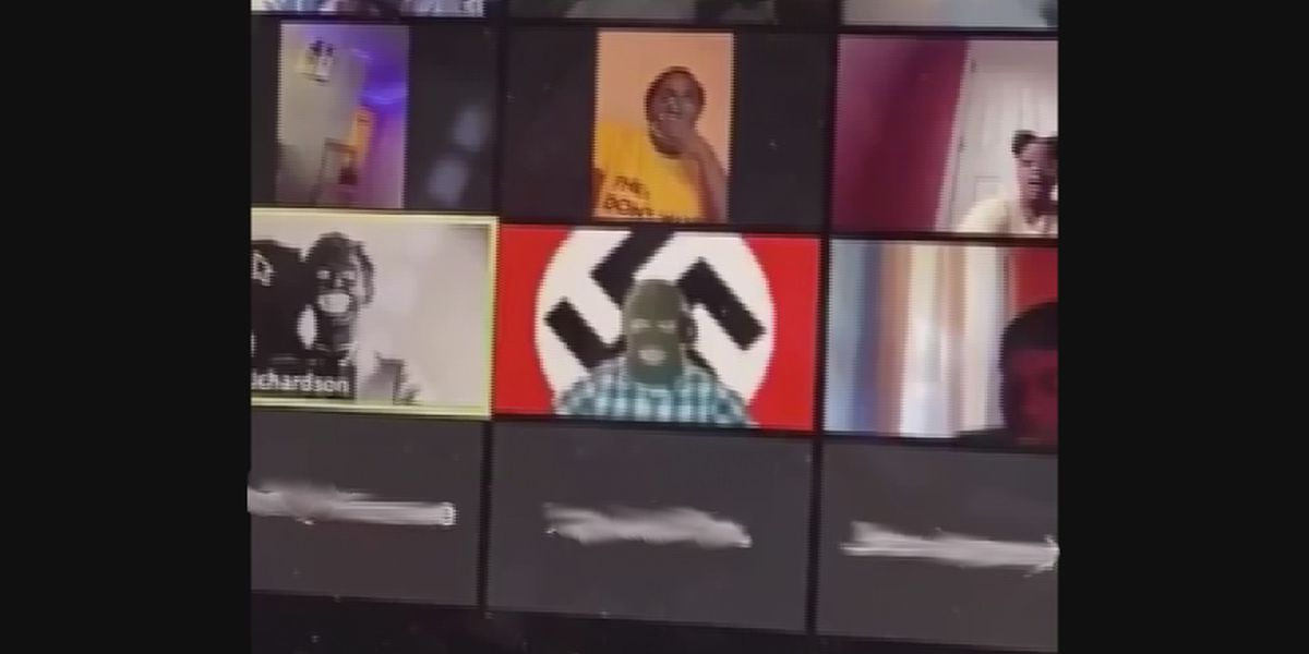 Zoom gathering for African American students at UofSC interrupted by racist images, language