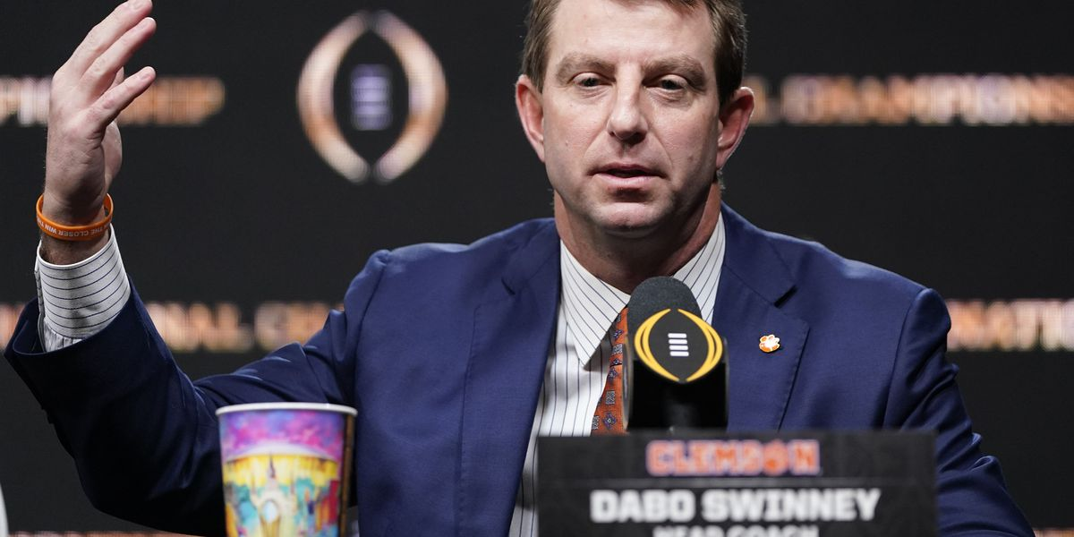 Clemson, LSU to battle it out for College Football Playoff National Championship